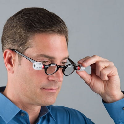 The Only Adjustable Focus Reading Glasses