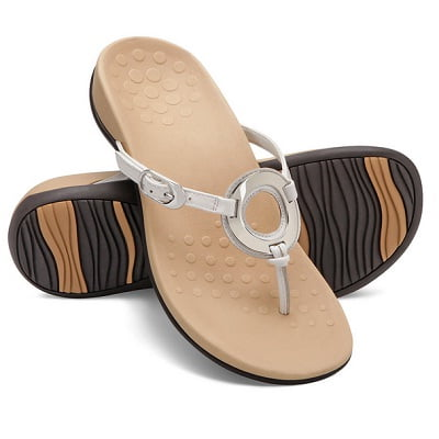 The Lady's Plantar Fasciitis Ring Sandals