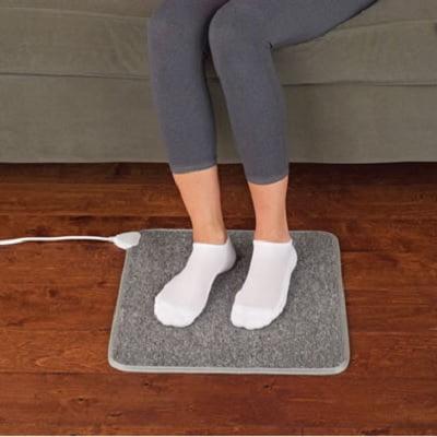 The Circulation Enhancing Heated Floor Mat