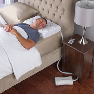 The Clinically Tested Snore Reducing Pillow