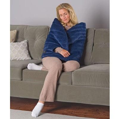 The Massaging Heated Cuddle