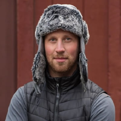 The Heated Trapper Hat