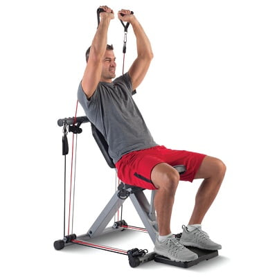 The 50 Exercise Fold Away Gym 1