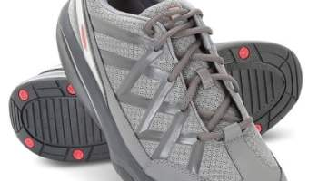 The Ladys Back Pain Relieving Walking Shoes