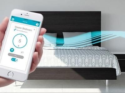 The Light Sleeper's Sleep Environment System