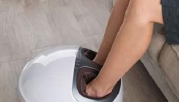 The Circulation Improving Foot and Calf Massager