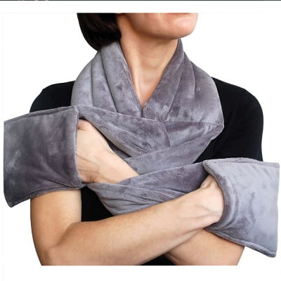 The Neck and Hand Warming Herbal Wrap