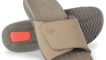 The Plantar Fasciitis Orthotic Slide Sandal