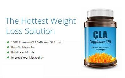 safflower oil dietary supplement