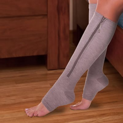 The Easy On Compression Leg Support
