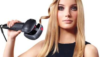The Instant Curling Iron