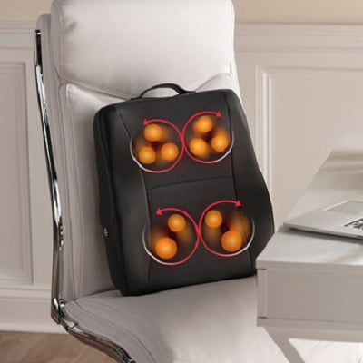 The Cordless Heated Lumbar Massager