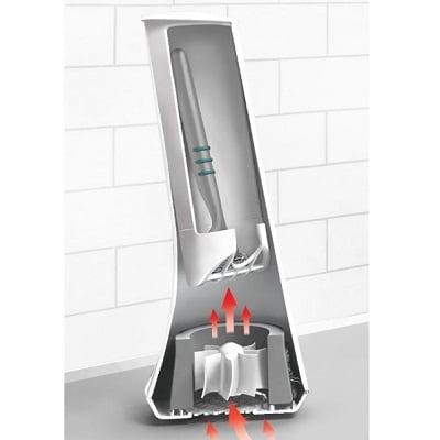 The UV Razor Blade Sanitizer 1