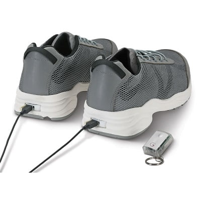 The Circulation Enhancing Vibrating Shoes 1