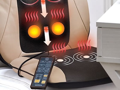 The Targeted Treatment Massage Cushion 1