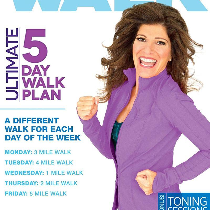 Leslie Sansone Ultimate 5 Day Walk Plan