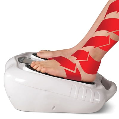 Drug-free Pain Relief for Feet and Legs