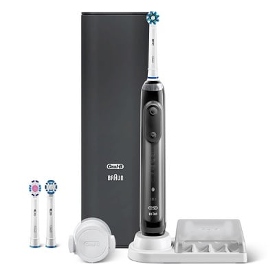 The Missed Spot Monitoring Toothbrush