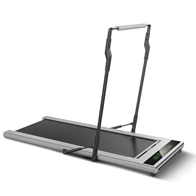 The Pace Reacting Ultraslim Treadmill 1