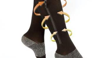 The Self Warming Compression Socks