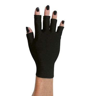 The UV LED Blocking Manicure Gloves