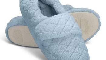 The Arch Supporting Wrap Slippers