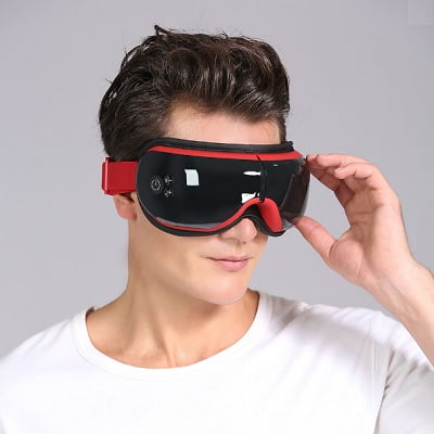 Headache And Tension Relieving Eye Massager