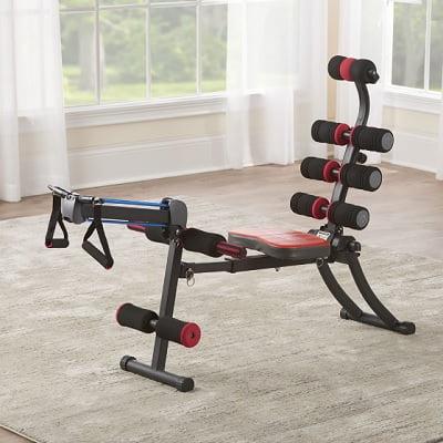 22 Exercises Foldaway Gym