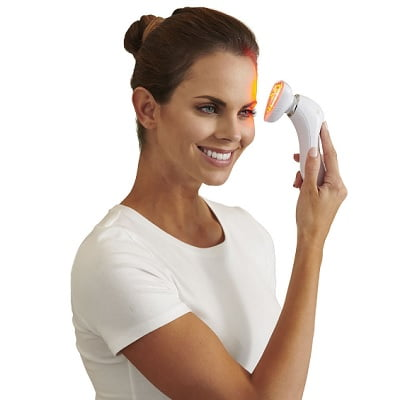 Skin Rejuvenating Infrared Cleansing Brush