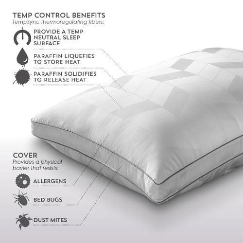 Temperature Regulating Pillow