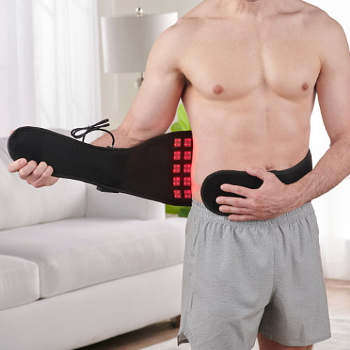 Back Pain Relieving Laser Therapy Belt
