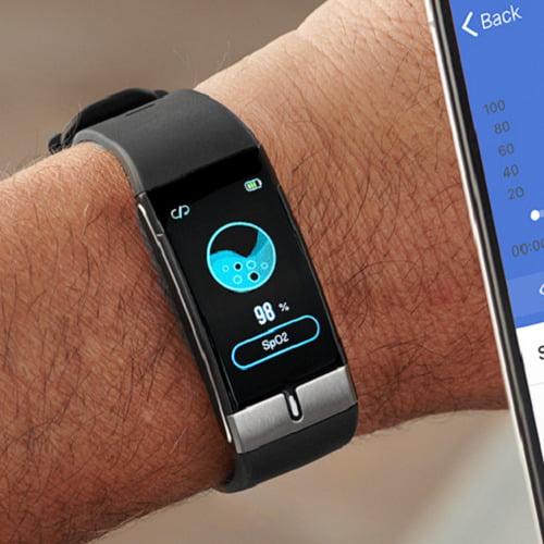 Blood Oxygen Tracking Watch1