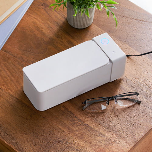 Ultrasonic Eyeglasses Cleaner1
