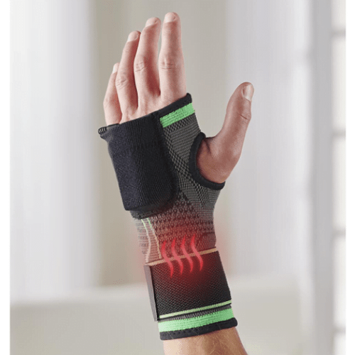 Cordless-Heated-Compression-Wrist-Wrap