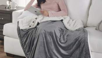 Heated-Weighted-Blanket