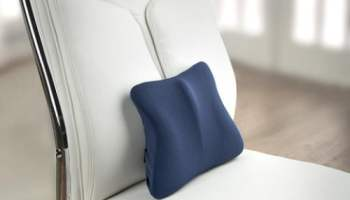Portable-Memory-Foam-Lumbar-Cushion