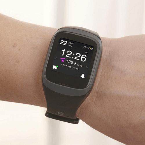 Calorie Counting Wearable Monitor