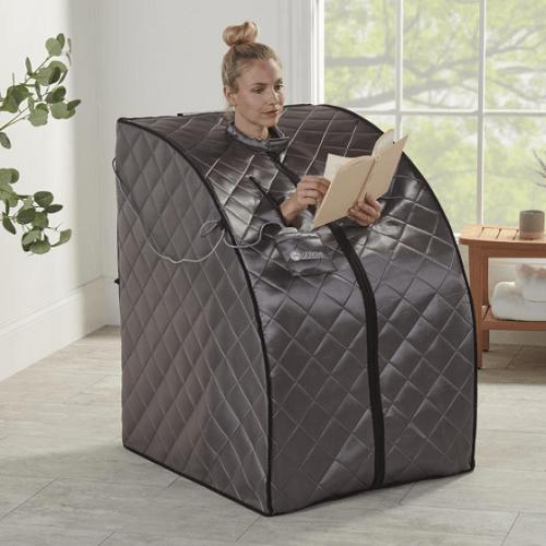 Foldaway Instant Personal Sauna1
