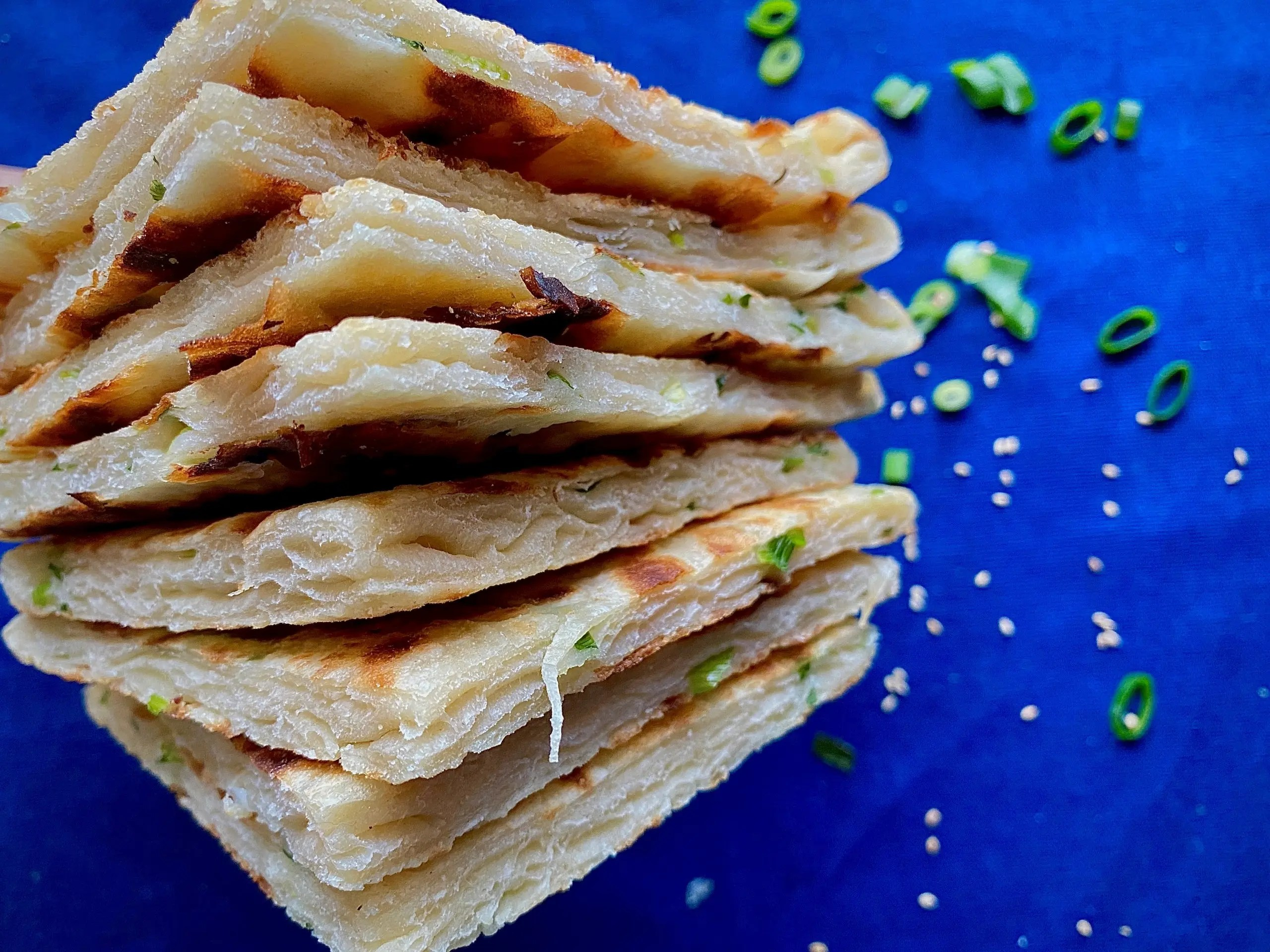 authentic scallion pancakes recipe