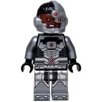 Cyborg DC Justice League 76028 LEGO Minifigure - The ...