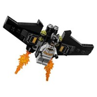 LEGO DC Super Heroes BATMAN WITH WINGS Minifigure ...