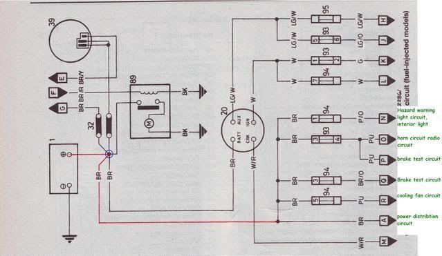 rover mini spi wiring diagram