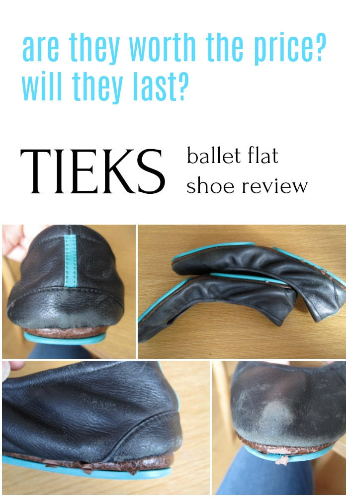 daaee2f0ea A negative Tieks ballet flat shoe review.