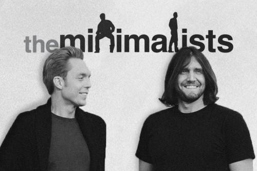 Great Podcasts The Minimalists Joshua Fields Millburn Ryan Nicodemus Motivational Podcast
