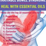Top 10 Essential Oils for IBS (Irritable Bowel Syndrome) & 3 DIY Recipes