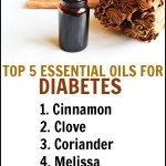 Top 5 Essential Oils for Diabetes & 2 DIY Blends to Use