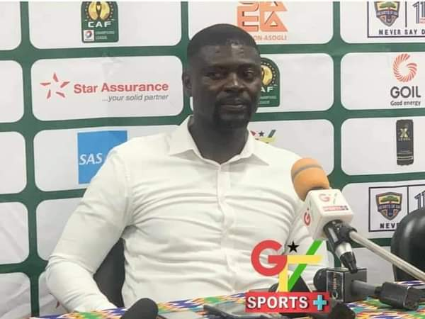 Hearts Coach Samuel Boadu Reacts After Incredible CAF Champions League Win