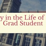 A Day in the Life of a UK Grad Student