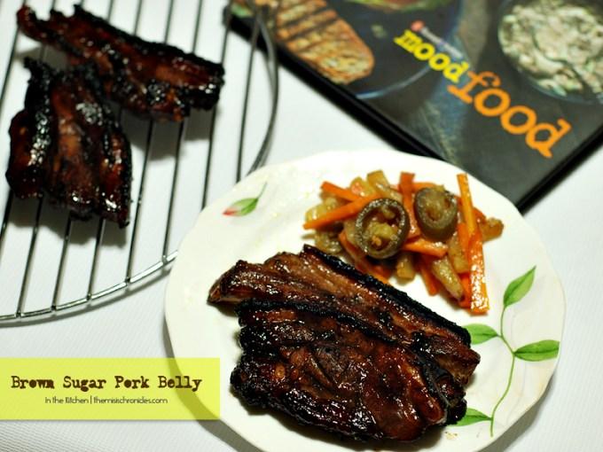 brown sugar pork belly recipe