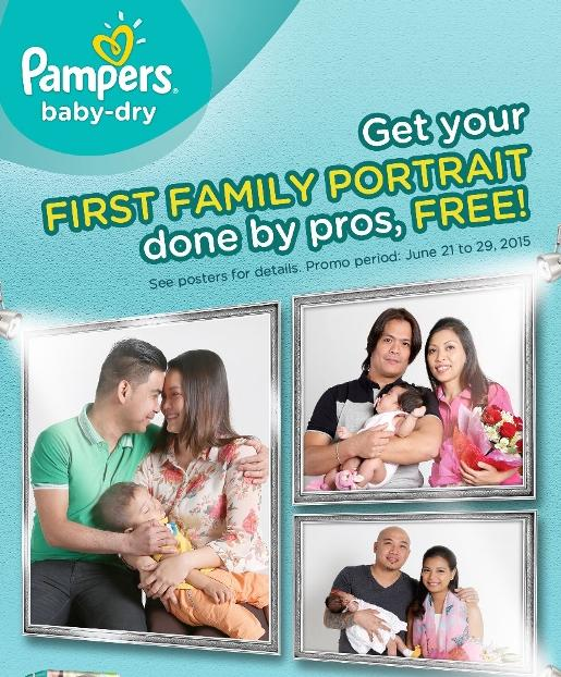 Pampers_First Family Photo poster